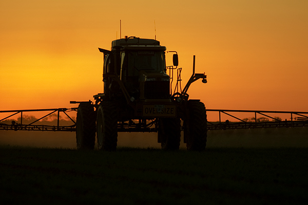 Crop Spraying, Coonamble, Agriculture Photography
