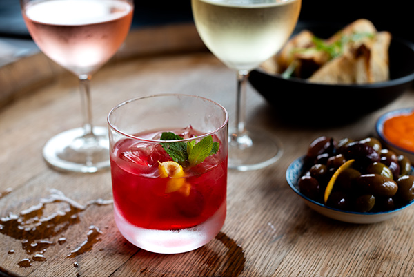 Drinks, Food and Beverage Photography, Lodge Bar, Yarra Valley Lodge