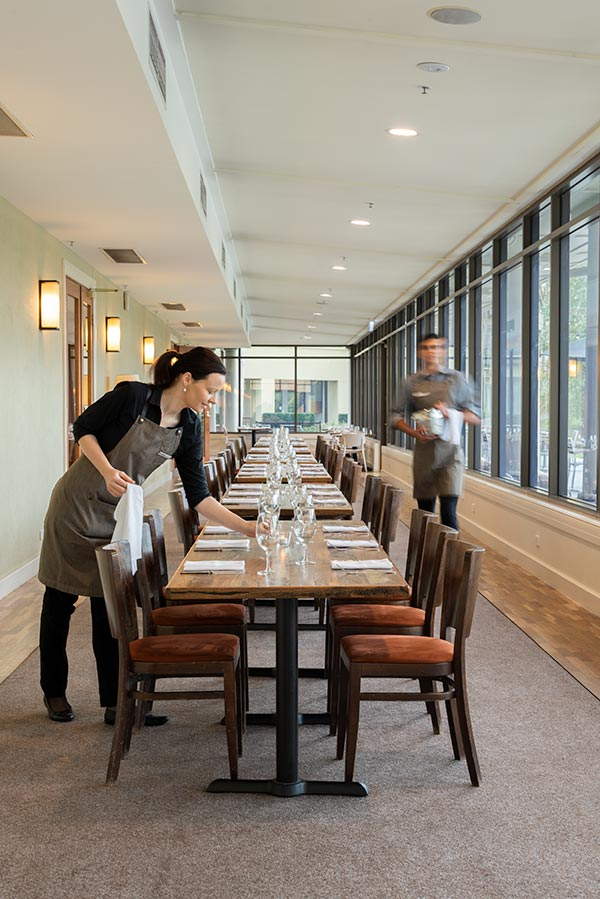 Staff, The Conserve, Lifestyle Photography, Bella Restaurant, Yarra Valley Lodge