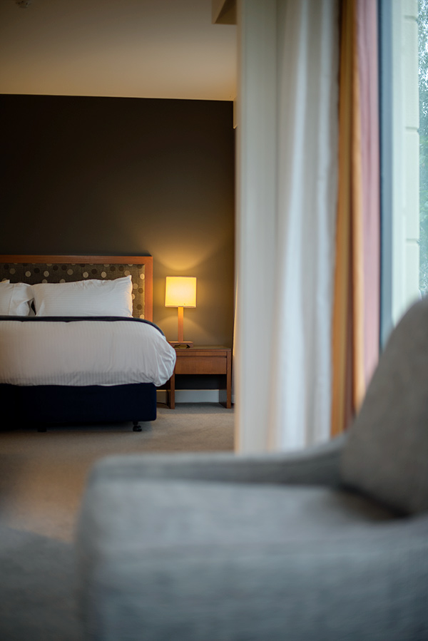 Accommodation, Yarra Valley Lodge, Interior, Hospitality, Photography